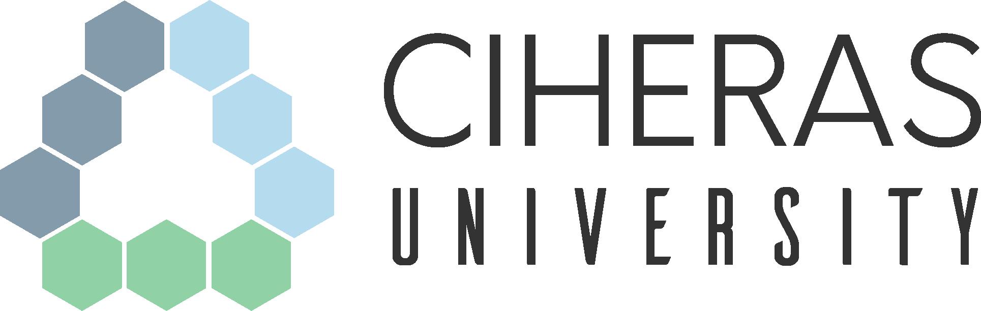 logo ciheras university